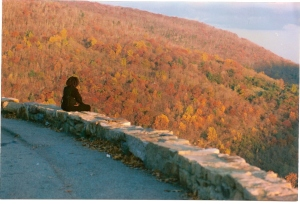 RR Dr. Sri. Anjana Blue Ridge overlook