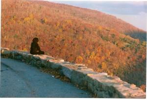 RR Dr. Sri. Anjana Blue Ridge overlook